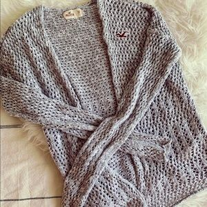 Sweaters - Hollister Light weight cardigan